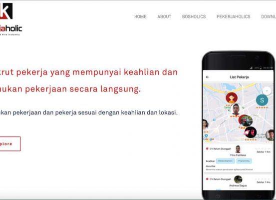 kerjaholic-screenshot